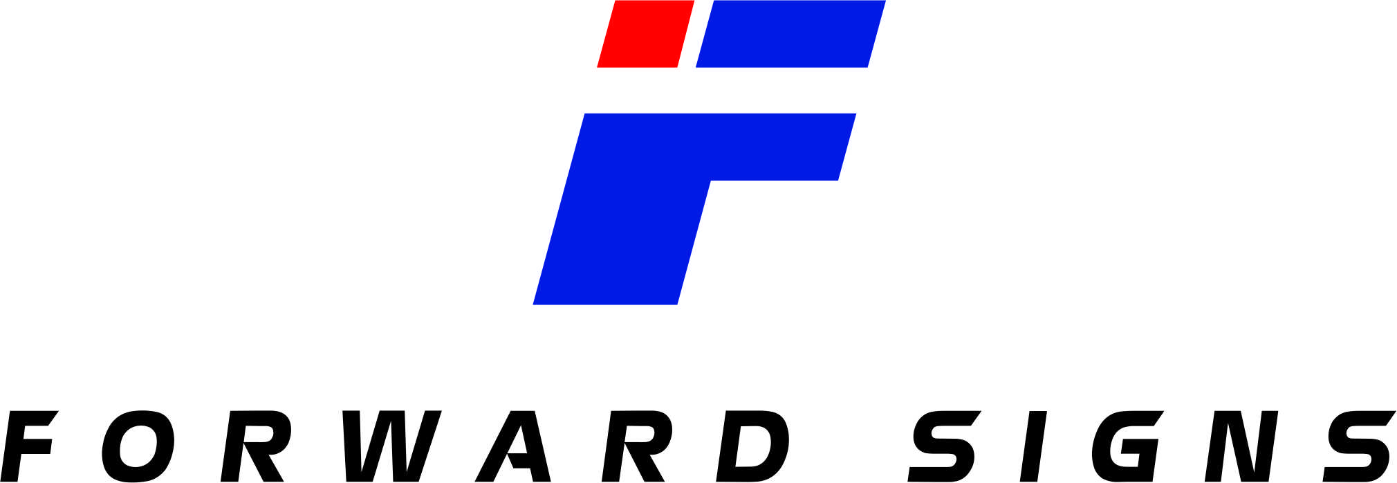 Forward Sign