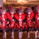 RS Divas showgirls performance